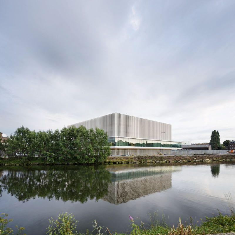 Palais de Justice Caen