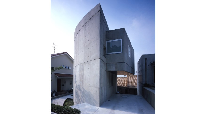 Pure house by kugatsuno kaze design office for Pure home designs