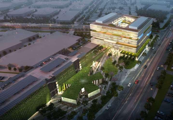 Samsung American Headquarters