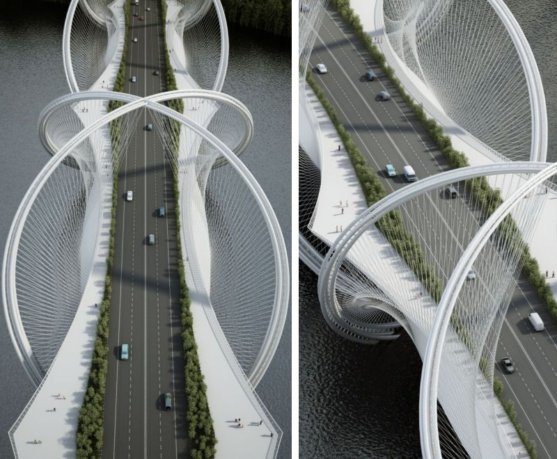 San Shan Bridge