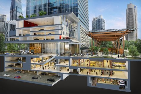 Tanjong Pagar Centre Project
