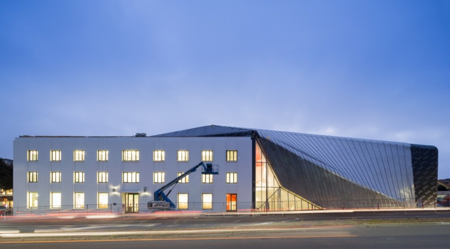 The New Bampfa Building