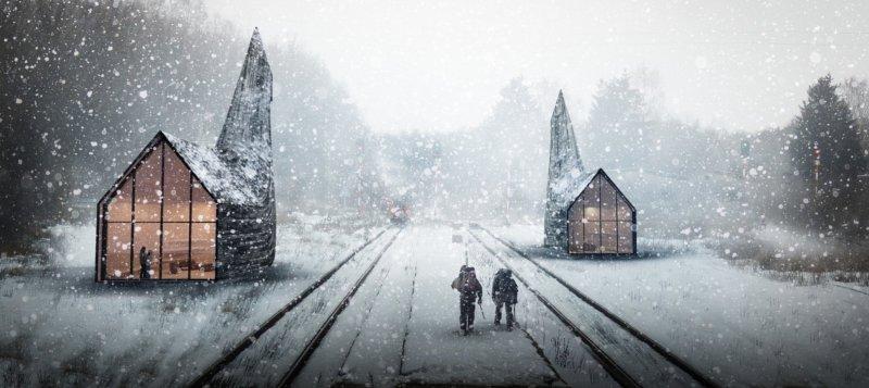 Trans Siberian Pit Stops
