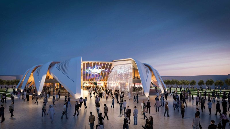 UAE Pavilion at Expo 2020 Dubai