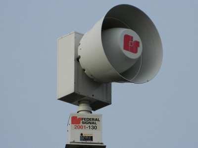 Township Warning Sirens