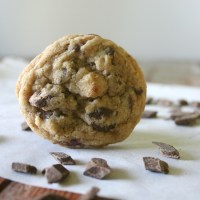 My Perfect Chocolate Chip Cookie