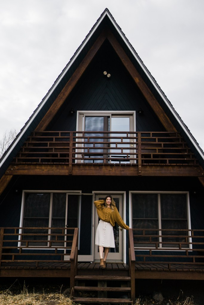 Creative Retreat A Frame House