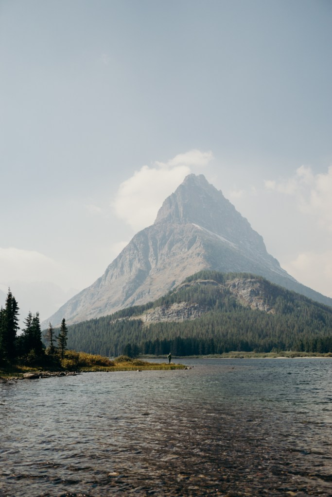 Swiftcurrent Lake Glacier National Park Travel Guide