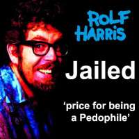 Rolfe Harris jailed