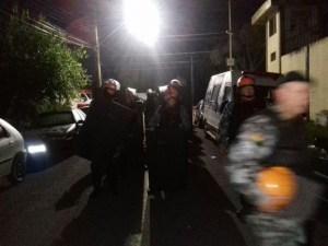 Brigada Militar foi acionada na noite de sexta-feira (Foto: Brigada Militar/Divulgação)
