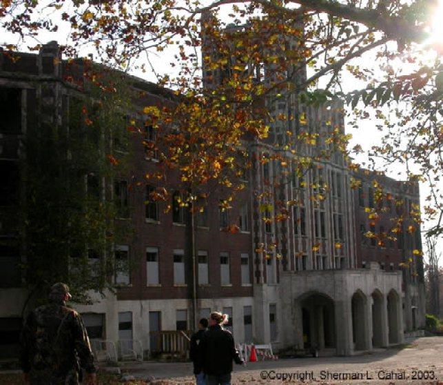 Waverly Hills Tuberculosis Hospital