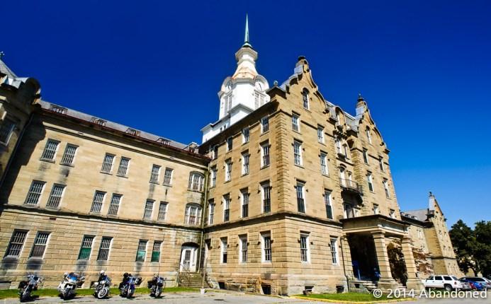 Weston State Hospital