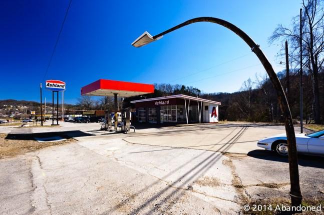 Along KY 15 in Jackson, Ky.