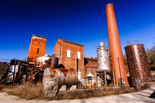 Old Taylor Distillery
