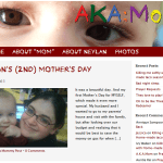 My wife's blog
