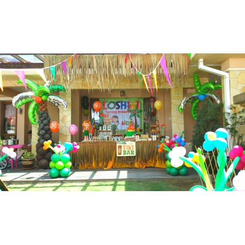 Medium Crop Of Hawaiian Theme Party