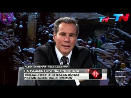 Nisman  en TN