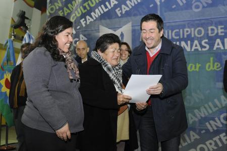 Foto: Dirección de Prensa y Comunicación Malvinas Argentinas