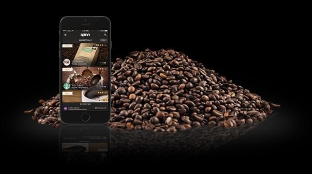 Spinn Coffee App