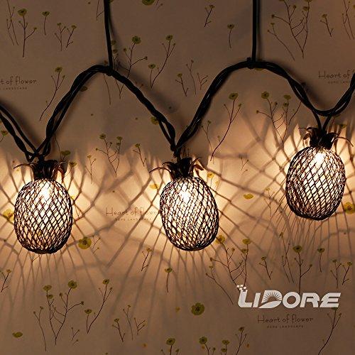 Pineapple string of lights