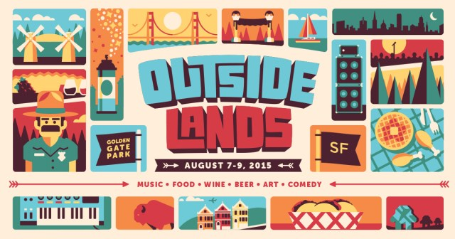 SF Events- Outside Lands 2016