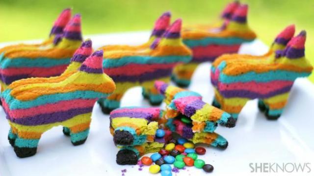 Pinata Sugar Cookies