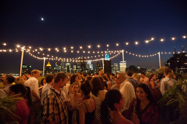 Rooftop party Bay Area Weekend Events