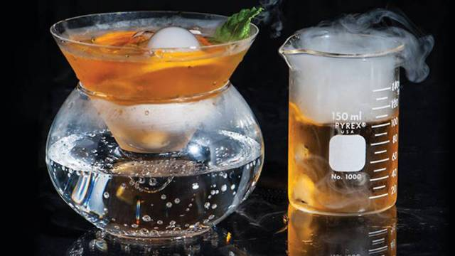 Science of Cocktails Weekend Lineup