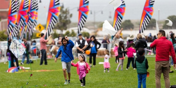 Weekend Lineup: Presidio Kite Festival