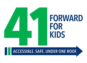 41 Forward For Kids