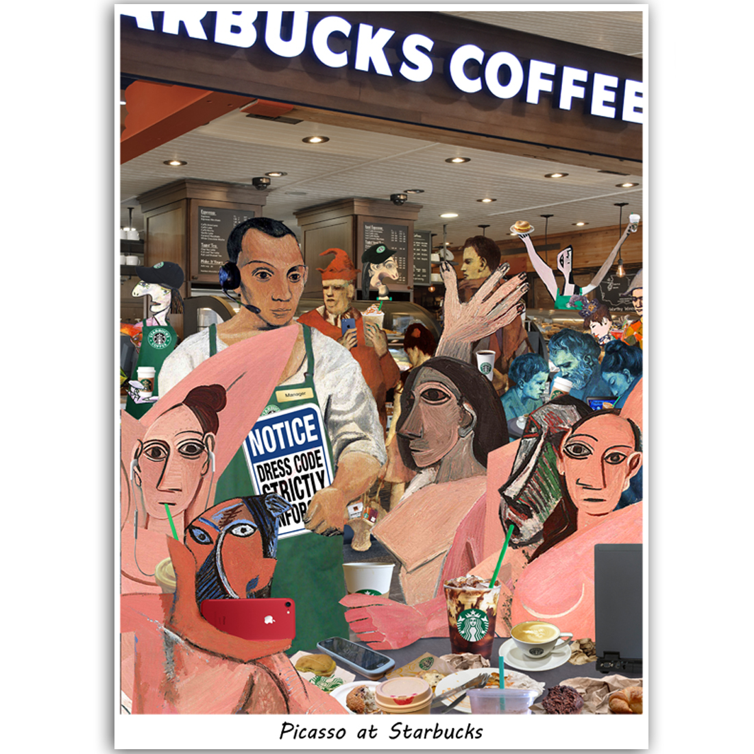 Fullsize Of Starbucks Dress Code