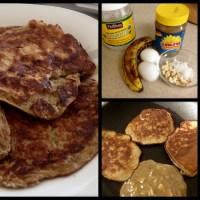 Snazzy Paleo Pancakes and Long Run Recap