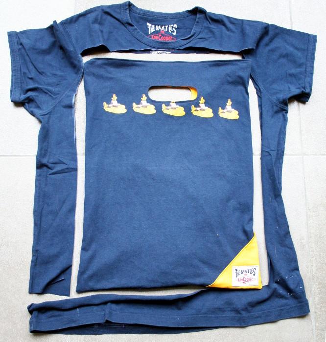 Reusable bag abfabulies for Reusable t shirt bags