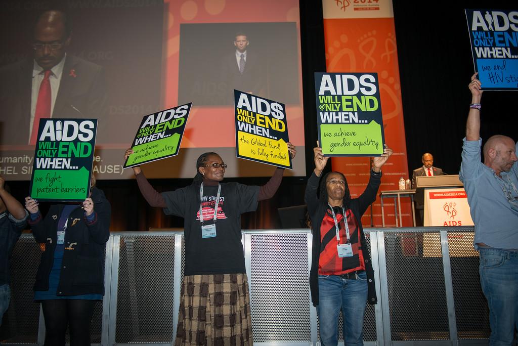 Conferência Mundial de AIDS