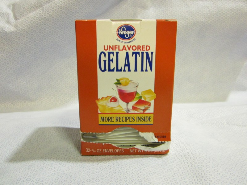Large Of Knox Unflavored Gelatin