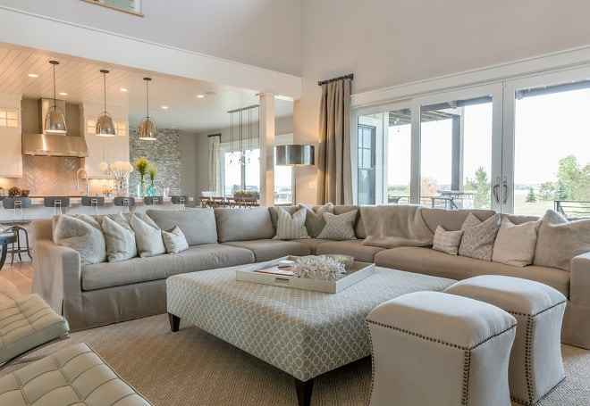 Family Friendly Living Room Ideas   Design Tips   A Blissful Nest Create a family friendly living room that is still stylish yet kid  friendly  head over