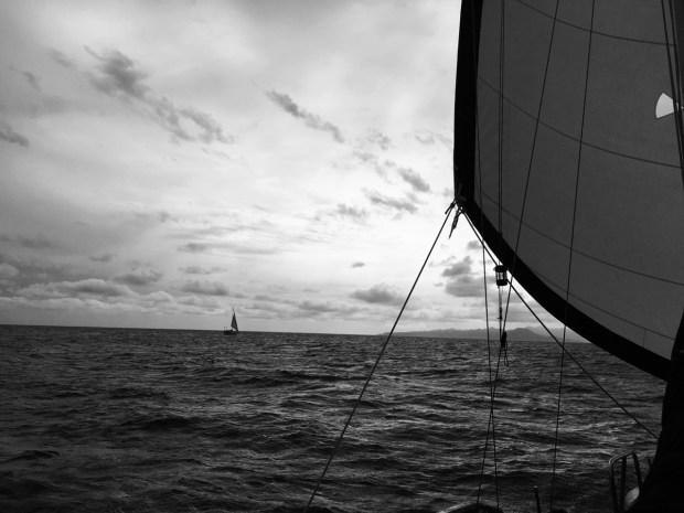 Sailing South towards Bahía Concepción with S/V Carola