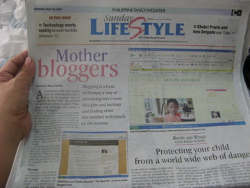 mother bloggers