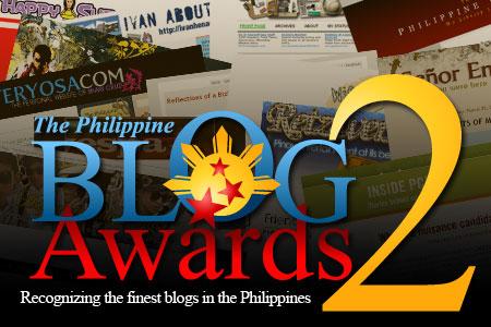 2008 Philippine Blog Awards
