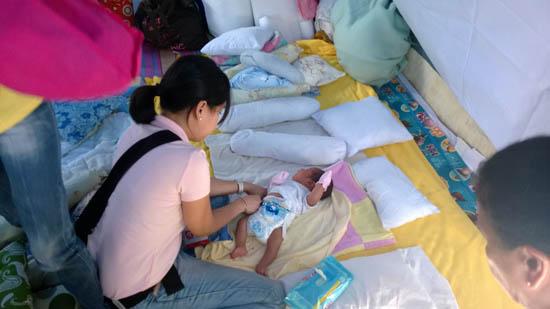 baby care at nanay bayanihan