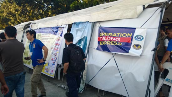 operation tulong express