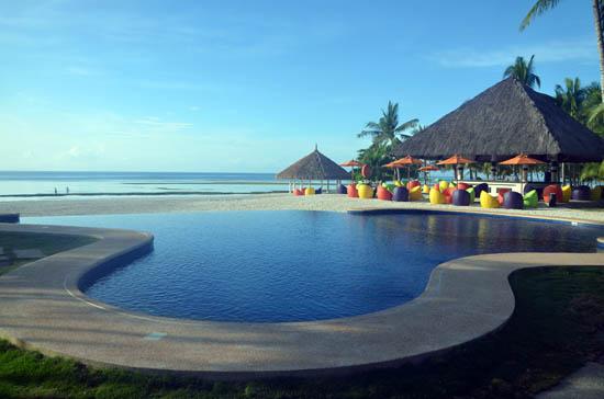 south palms resort beach