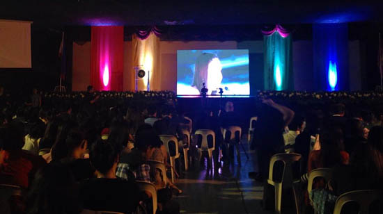 PUP Mabini Media Awards