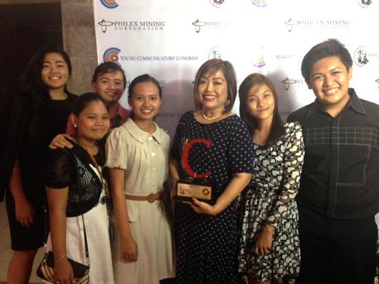 PUP Mabini media awards best blog