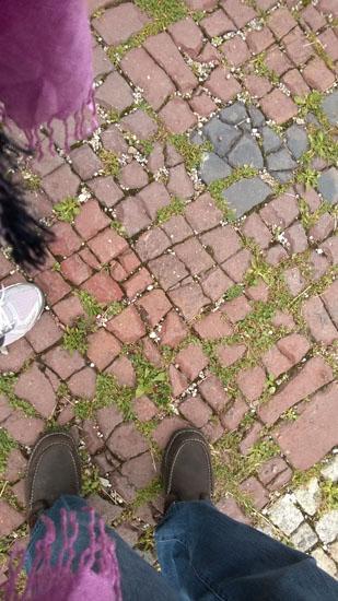 dachau cobblestone