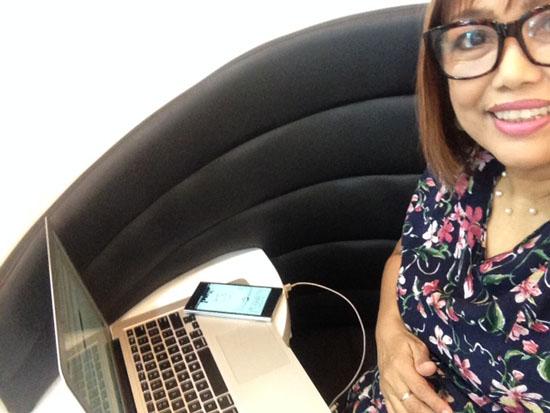 virtual office chair