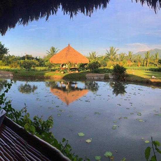 Lotus Pod in Bay Laguna