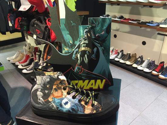 DC converse batman
