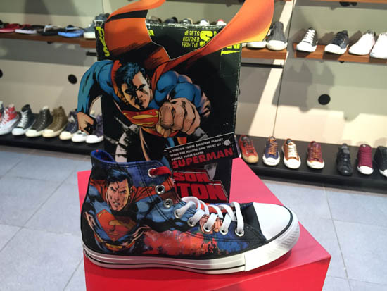 dc converse superman 1
