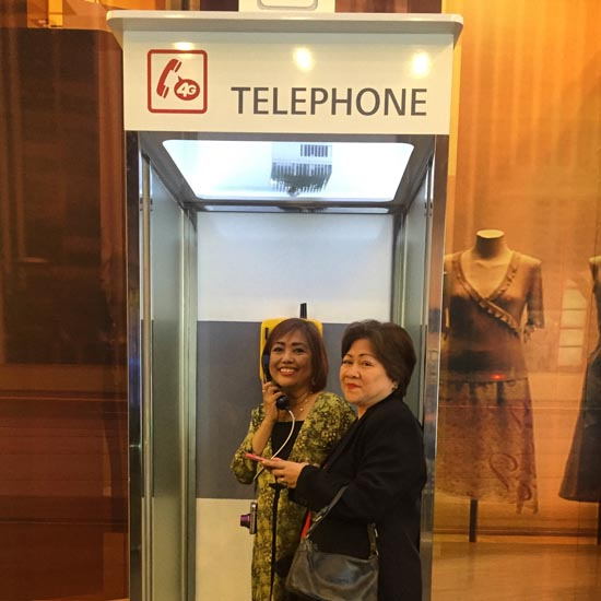 huawei telephone booth wireless